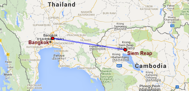 MOVING TO SIEMREAP 2