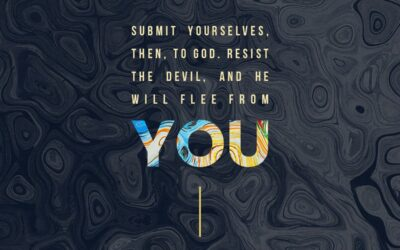 SUBMIT YOURSELF TO GOD